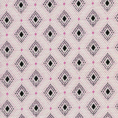 Lucky Strikes Nine Pin Lawn in Pink from Lucky Strikes by Kimberly Kight for Cotton+Steel