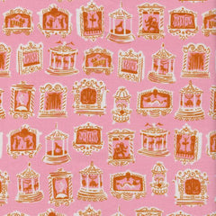 Penny Arcade in Pink from Penny Arcade by Kimberly Kight for Cotton+Steel