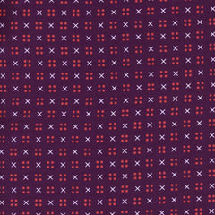 Penny Arcade X Dot in Purple from Penny Arcade by Kimberly Kight for Cotton+Steel