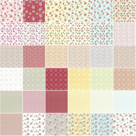 High Tea - Fat Quarter Bundle