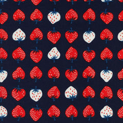 Yours Truly Strawberry in Red from Yours Truly by Kimberly Kight for Cotton+Steel