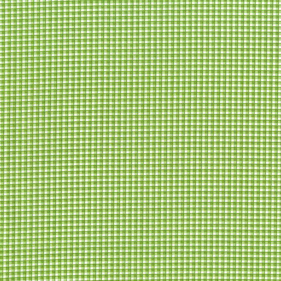 Garden Club Gingham in Grass