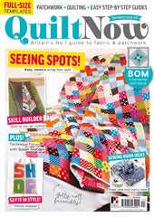 Quilt Now Magazine - Issue 24 - June 2016 for Quilt Now
