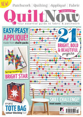 Quilt Now Magazine - Issue 10 - April 2015 by Emma Jansen for Quilt Now
