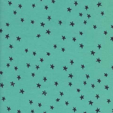 Printshop Starry in Seaglass