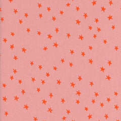 Printshop Starry in Seashell from Printshop by Alexia Abegg for Cotton+Steel