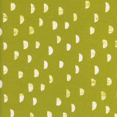 Printshop Moons in Grass from Printshop by Alexia Abegg for Cotton+Steel