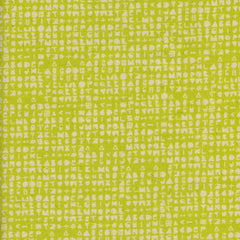 Flower Shop Cipher in Citron from Flower Shop by Alexia Abegg for Cotton+Steel