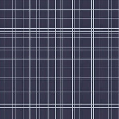 Maribel Fine Line Plaid in Navy from Maribel by Annabel Wrigley for Windham