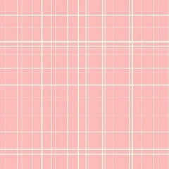 Maribel Fine Line Plaid in Pink from Maribel by Annabel Wrigley for Windham