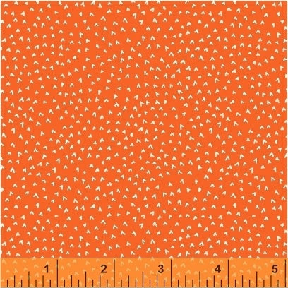 Notepad Points in Orange