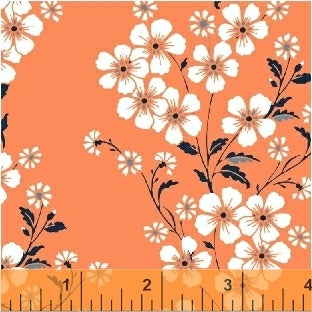Sweet Florals Bouquet in Coral