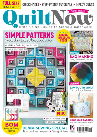 Quilt Now Magazine - Issue 20 - February 2016