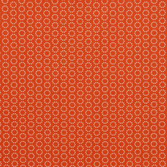 Best Day Ever Circles in Orange from Best Day Ever by Prairie Grass Patterns for Moda