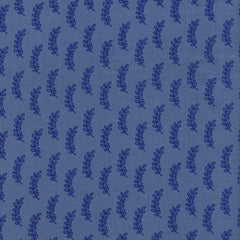 Bluebird Leaflet in Blue from Bluebird by Rashida Coleman-Hale for Cotton+Steel
