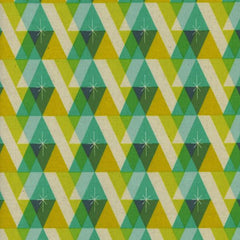 Garland Facet in Green from Garland by Melody Miller for Cotton Steel