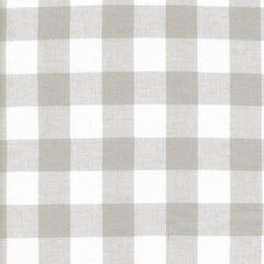 "1"" Gingham in Linen from Cotton+Steel Checkers by Cotton+Steel House Designers  for Cotton+Steel"