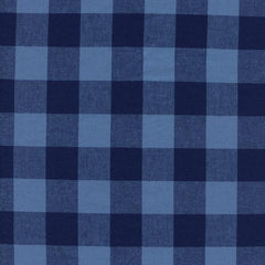 "1"" Gingham in Navy from Cotton+Steel Checkers by Cotton+Steel House Designers  for Cotton+Steel"