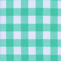 "1"" Gingham in Mint Chip from Cotton+Steel Checkers by Cotton+Steel House Designers  for Cotton+Steel"