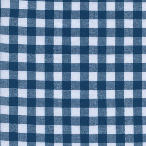"1/2"" Gingham in Teal"