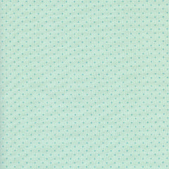 Add It Up in Mint from Cotton+Steel Basics by Riley Blake House Designers  for Cotton+Steel
