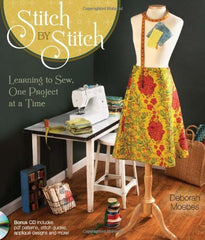 Stitch by Stitch: Learning to Sew, One Project at a Time from Cozy Christmas by AnneMarie Chany for Lucky Spool