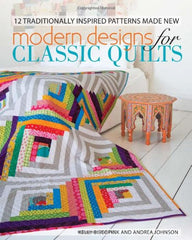 Modern Designs for Classic Quilts: 12 Traditionally Inspired Patterns Made New by Sarah Fielke for World Book Media