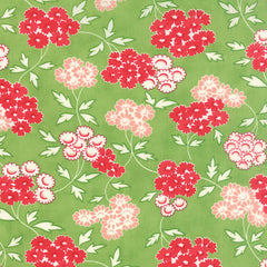 Hello Darling Picnic in Green from Hello Darling by Bonnie and Camille for Moda