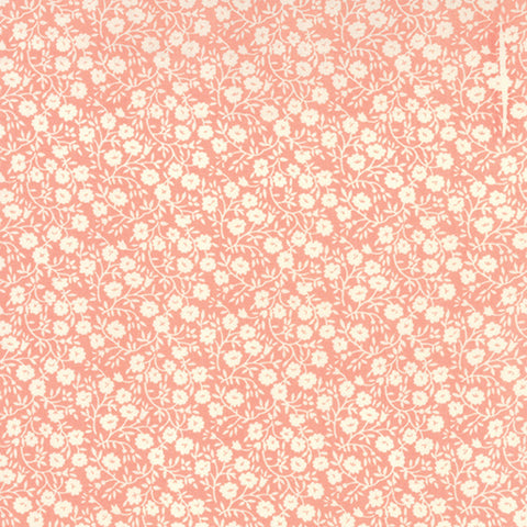 Hello Darling Flower Patch in Coral