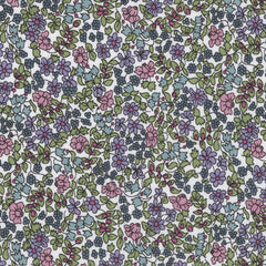 Emilias Flowers in D from Liberty Tana Lawn by Liberty House Designers  for Liberty
