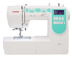 Janome 6100 from Janome In Store Only by Anna Maria Horner for Janome