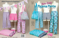Sew Easy Pajama Pants by Cindy Taylor Oates for Lucky Spool