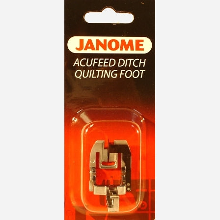Acufeed Ditch Quilting Foot (846413006)