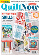 Quilt Now Magazine - Issue 27 - August 2016 for Quilt Now