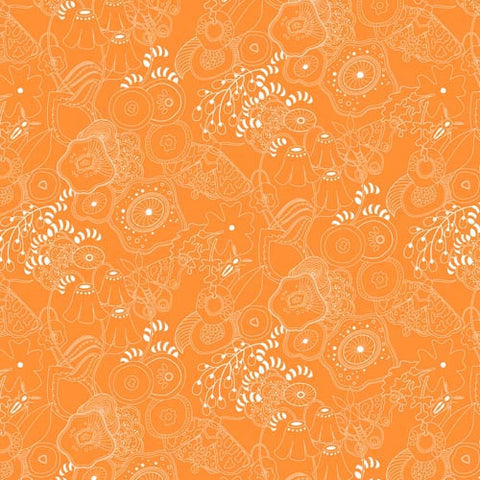 Sun Print 2016 Grow in Tangerine