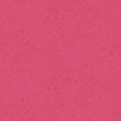 Seventy Six Floral Pattern in Raspberry from Seventy Six by Andover House Designers  for Andover