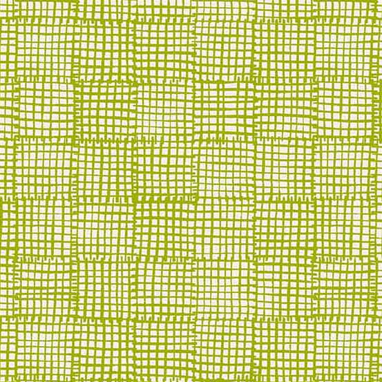 Cats and Dogs Grid in Green