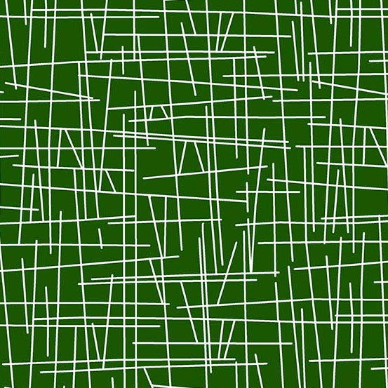 Pick-Up Sticks in Forest Green