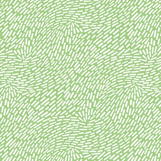A-9051-G Only You Swirl in Green from Andover Fabrics at Pink Castle Fabrics