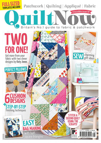 Quilt Now Magazine - Issue 16 - October 2015