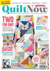 Quilt Now Magazine - Issue 16 - October 2015 for Quilt Now