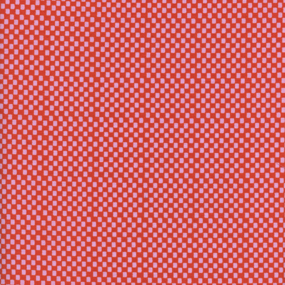 Amalfi Checkers in Pink