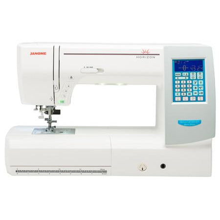 Janome Memory Craft 8200 QCP Special Edition