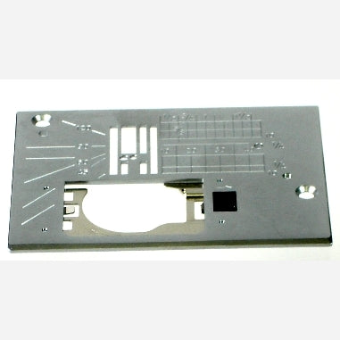 Straight Stitch Needle Plate for MC11000, 3160QDC, 4120QDC, Lotus