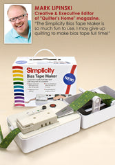 Simplicity Bias Tape Maker for Simplicity