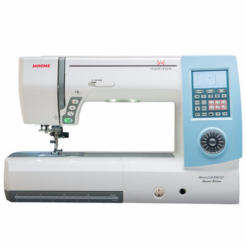 Janome Horizon Memory Craft 8900QCP SE