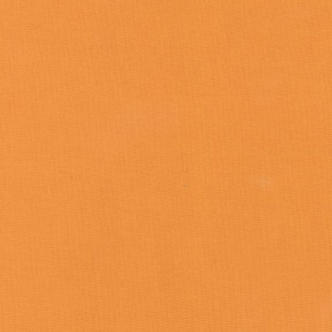 Cotton Supreme Solid in Pumpkin