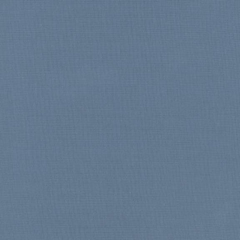 Cotton Supreme Solid in Haviland Blue