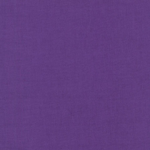 Cotton Supreme Solid in Amethyst