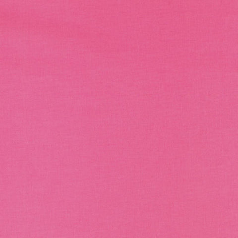 Cotton Supreme Solid in Hot Pink